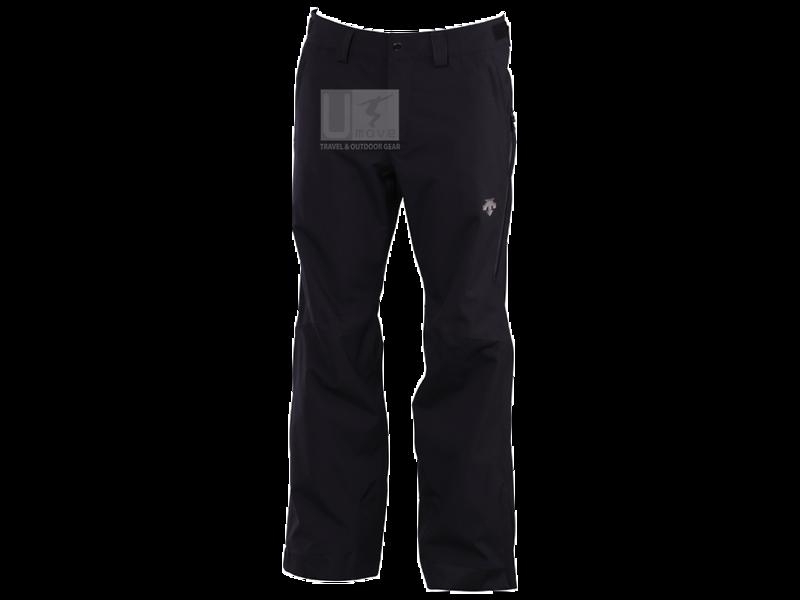 Quần đi tuyết  Descente D8-5114 Black (đen)