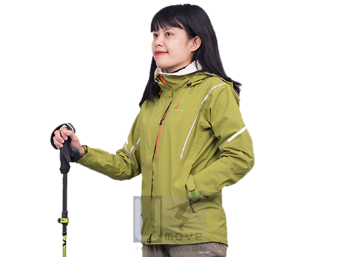 Áo Jacket nữ Weather guide 2L Taped CS-0759V