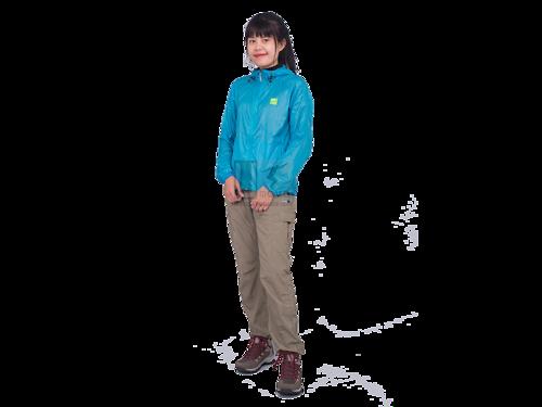 Áo khoác nữ có mũ trùm 100% nylon Weather guide WGV3028