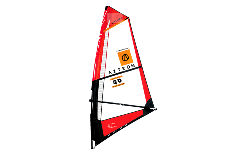 Lướt ván Soleil windsurf sail rig 5.0 AR-500