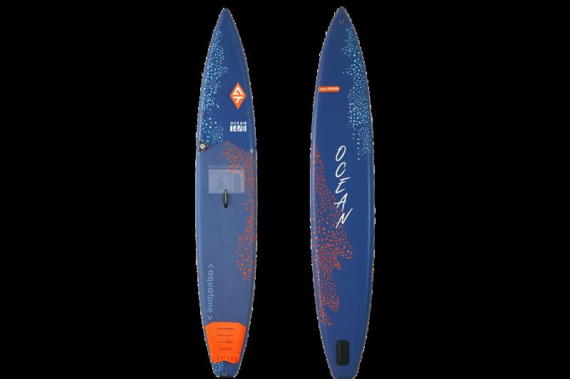 Ván Sup bơm hơi Aquatone OCEAN 14.0 RACE SUP TS-601D
