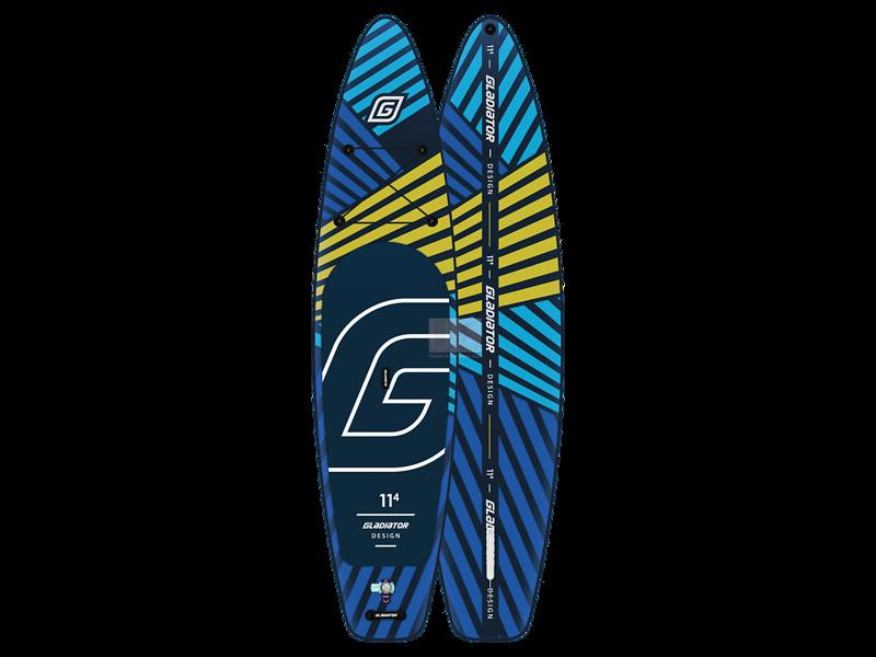 Ván Sup bơm hơi Gladiator Design Touring  11'4