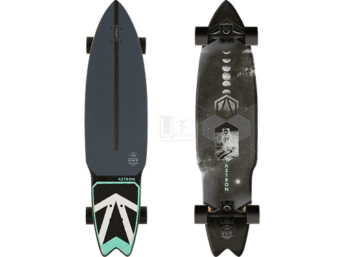 Ván trượt SPACE 40 Surfskate Board AK-604