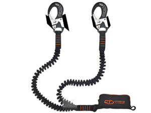 DÂY ĐAI PHÒNG HỘ AN TOÀN CLIMBING TECHNOLOGY FLEX ABS SHELTER BLACK Y-S 7W912105