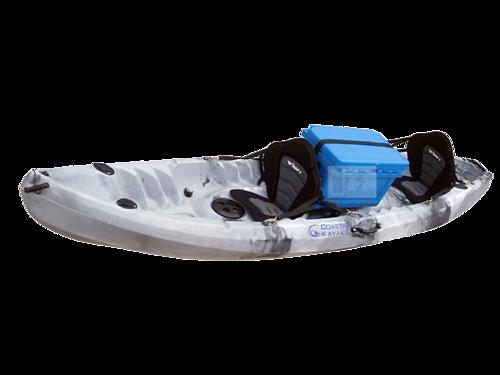 Kayak 2 chỗ ngồi bằng nhựa composite Nereus II
