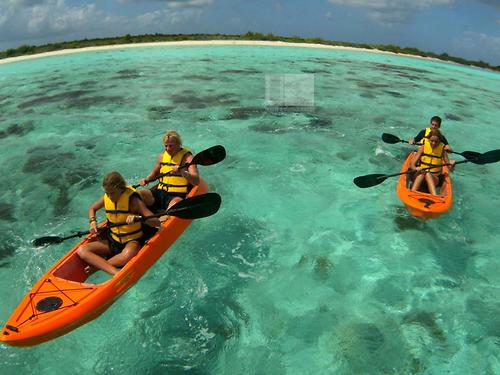 Kayak Đôi Đáy Trong Suốt VUE 3