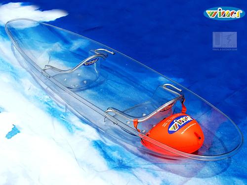 Kayak trong suốt vue I