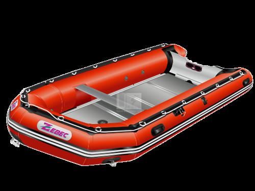 Thuyền bơm hơi Zebec – 380A