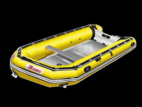 Thuyền bơm hơi Zebec – 420A