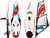 Sup bơm hơi Aqua Marina Champion Windsurf SUP 300 cm (9'9″)