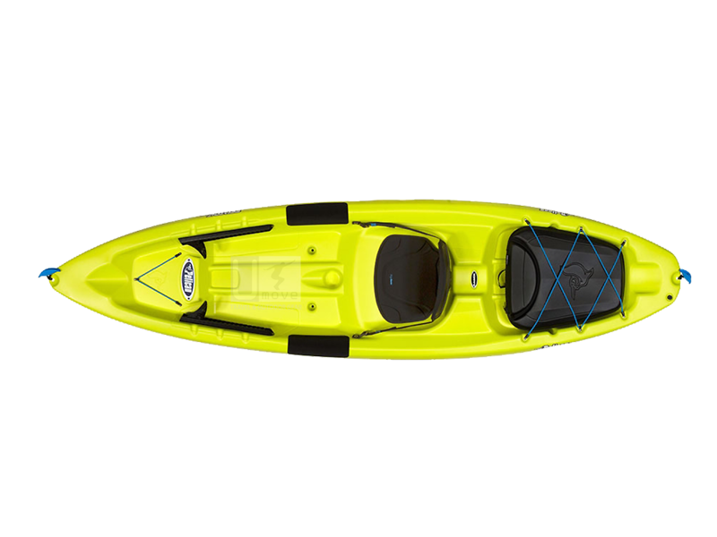 Thuyền Kayak composite Pelican Sentry 100X EXO-New Sit-on-top Kayak