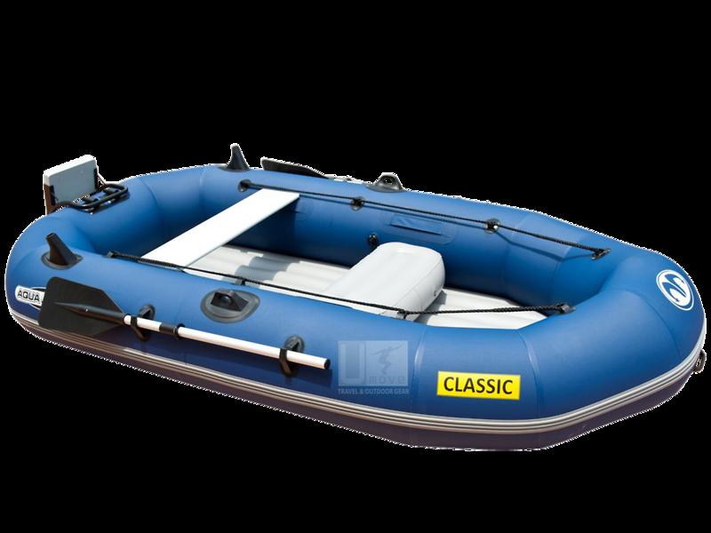 Thuyền bơm hơi Aqua Marina Classic BT-88890