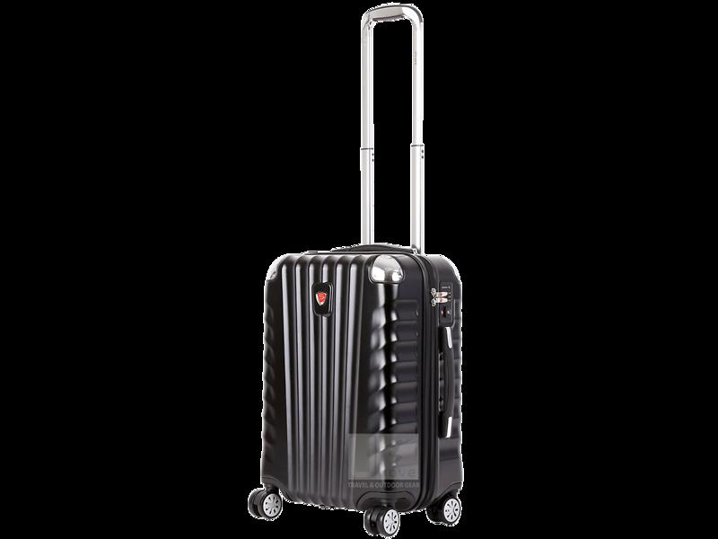 Valy Nhựa Dây Kéo Sakos Royal Suitcase Z22