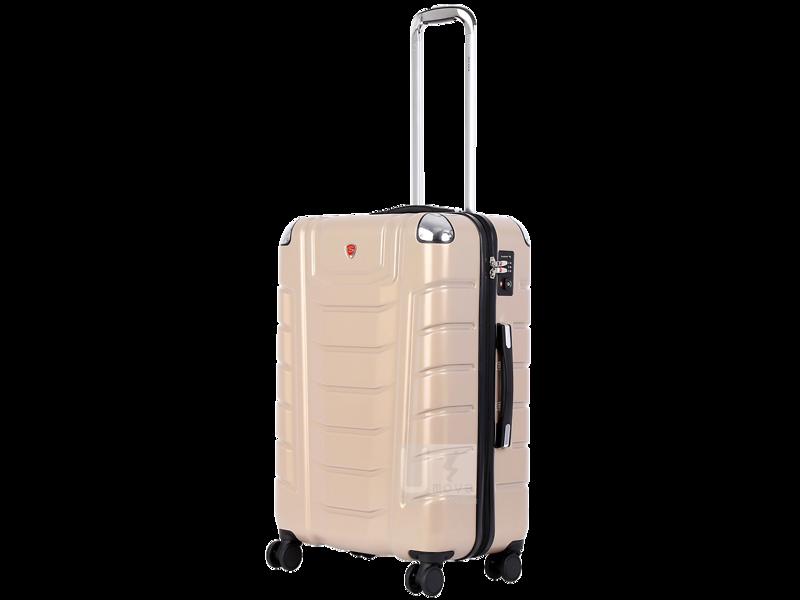 Valy Nhựa Dây Kéo Sakos Beryl Suitcase Z26