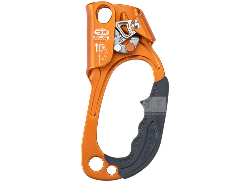 Thiết Bị Leo Chuyên Dụng Climbing Tech Quick-Up Dx Right Clamp W/Handle 2D639 Dn