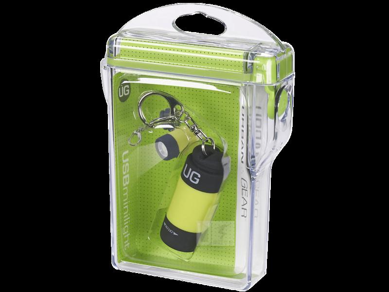 Đèn pin cài móc khóa bằng nhựa URBAN Gear
