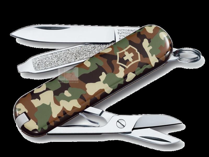 Dao Xếp Đa Năng Victorinox Camouflage 0.6223.94