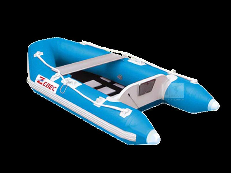 Thuyền Bơm Hơi Zebec – 230N