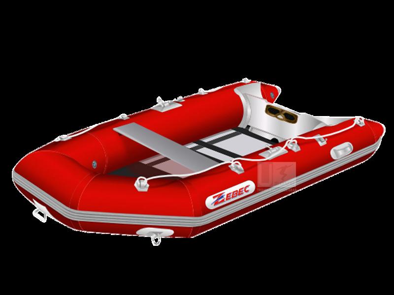 Thuyền Bơm Hơi Zebec – 260N