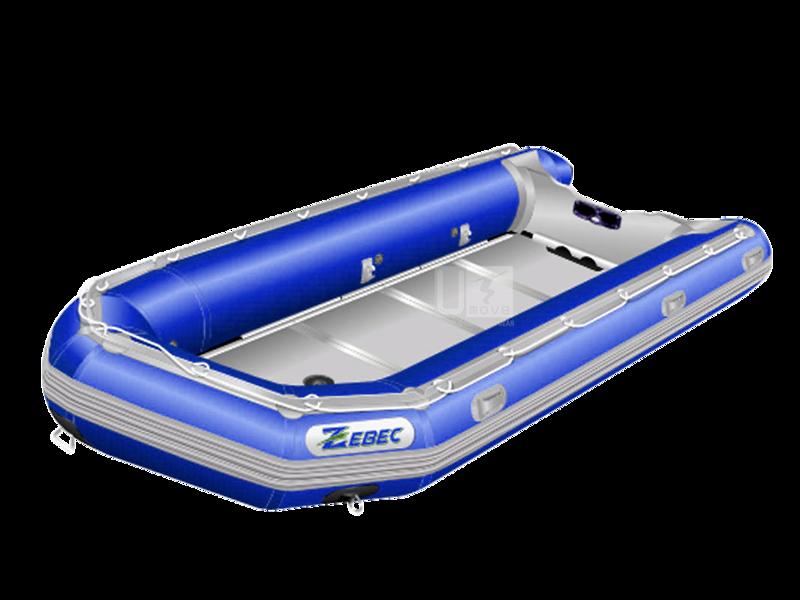 Thuyền Bơm Hơi Zebec - 520AR