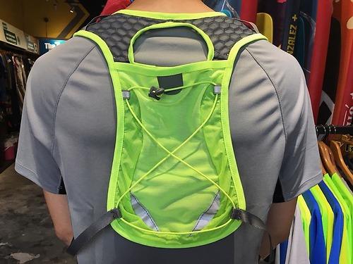 Áo vest chạy Packaway