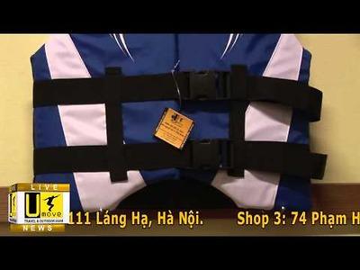 [UMOVE] Hướng dẫn sử dụng phao và áo phao